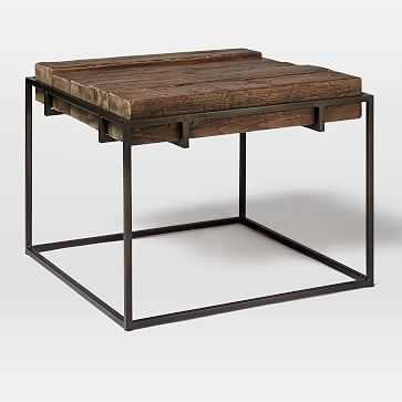Muir Side Table - West Elm