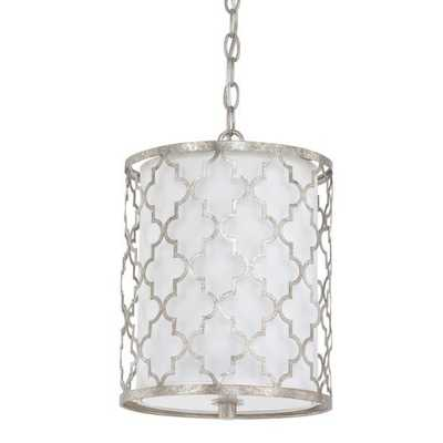 Capital Lighting Ellis 2 Light Mini-Pendant, Antique Silver - 4544AS-579 - eBay