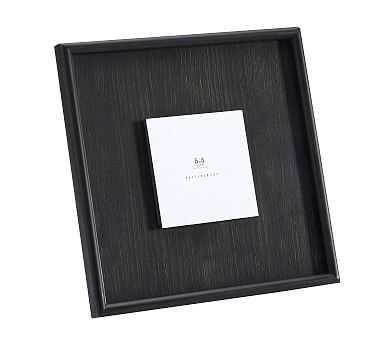 Cason Frame, Black - 5X5 - Pottery Barn