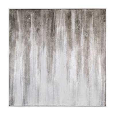 'Strait and Narrow' Framed Oil Painting Print on Canvas - Wayfair