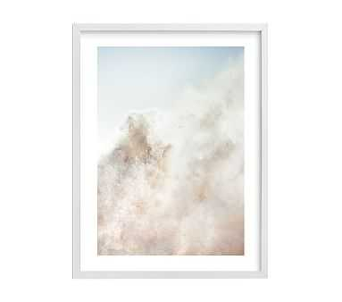 Chaos, Wall Art by Minted(R), 8x10, White - Pottery Barn Kids