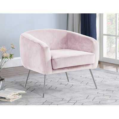 Dona Fabric Armchair - Wayfair