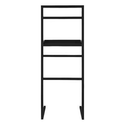 McGonigal Decorative Modern Wooden Leaner Ladder Wall Shelf - Wayfair