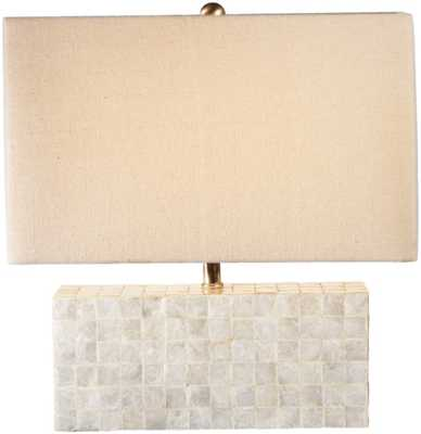 Landon 16 x 7 x 14 Table Lamp - Neva Home