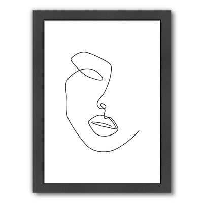 'Carnival Beauty' Drawing Print - Wayfair