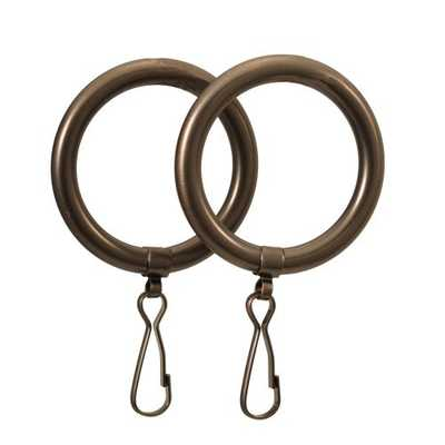 Gatco 831 Shower Curtain Rings, Sold as Pair - eBay