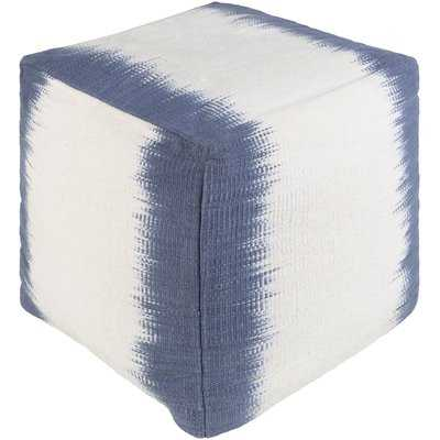 Strecker Pouf - Wayfair