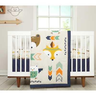 Stesha Infant 5 Piece Crib Bedding Set - AllModern