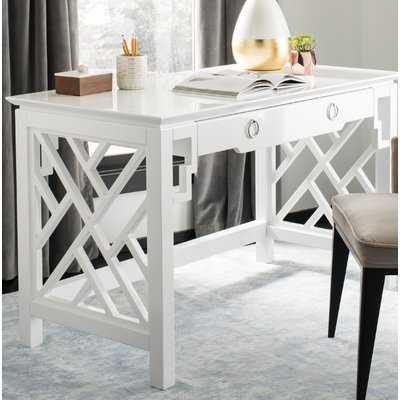 Gosnells Lacquer Desk - Wayfair