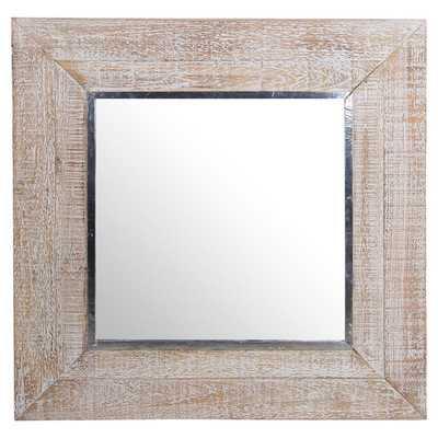 Square Mirror - Wayfair