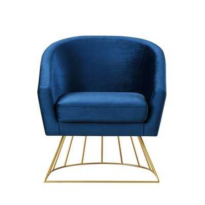 Kuster Barrel Chair - Wayfair