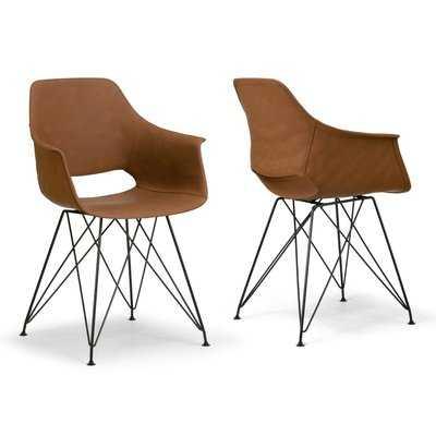 Marilyn Upholstered Dining Chair - AllModern