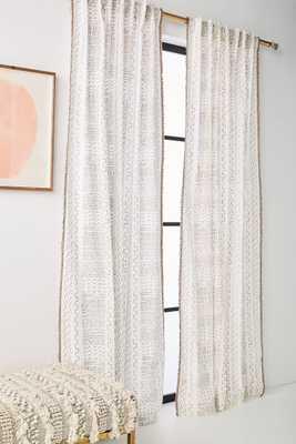 "Shayla Curtain , 108"" x 50"" - Anthropologie"