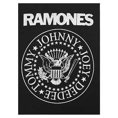 Bravado Tapestry, Ramones - Pottery Barn Teen