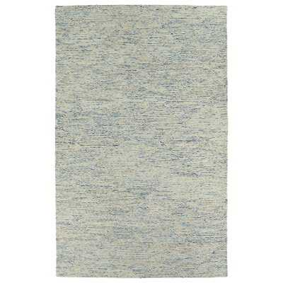Cilegon Handmade Blue Area Rug - Wayfair