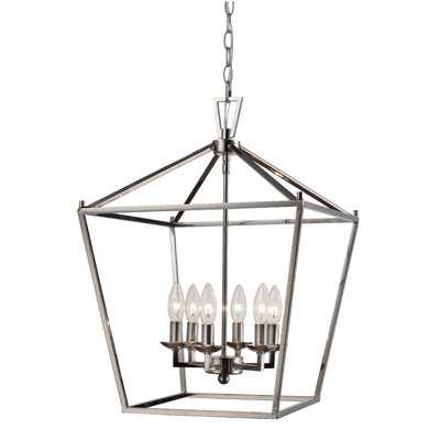 Carmen 6-Light Foyer Pendant - Birch Lane