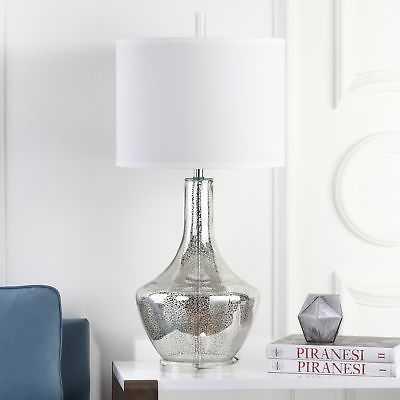 Safavieh Lighting 33-inch Silver Mercury Table Lamp - eBay