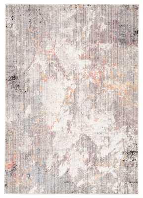 Heidi Abstract Multicolor Area Rug (5'X8') - Collective Weavers