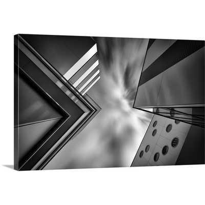 'Skyscrapers' by Wim Schuurmans Graphic Art Print - Wayfair