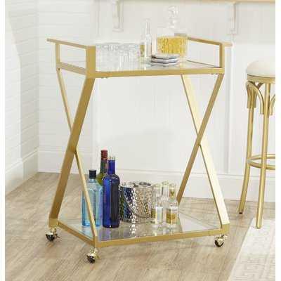 Edgewood Bar Cart - AllModern