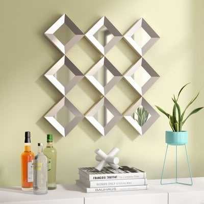 Fredela Decorative Wall Mirror - Wayfair