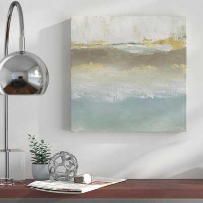 'Soft Solace' Print on Canvas - Wayfair