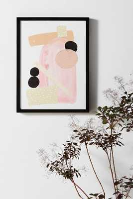 Being Pink Wall Art - Anthropologie
