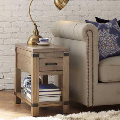 Newberry Chairside Table - Birch Lane