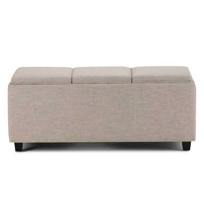 Avalon Storage Ottoman - Wayfair