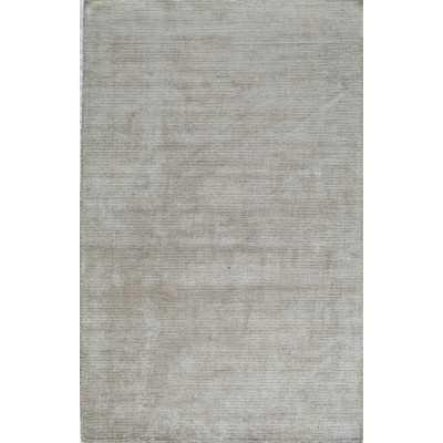 Hand-Tufted Gray Area Rug - Wayfair
