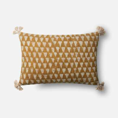 """PILLOWS - GOLD - 13"""" X 21"""" Cover Only - Loma Threads"""