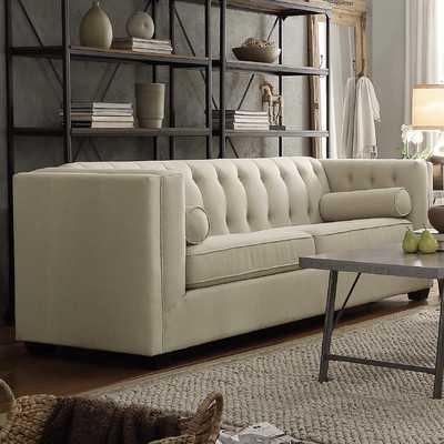 Ramses Modern Chesterfield Sofa - Wayfair