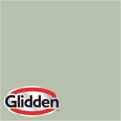Glidden Premium 8 oz. #HDGG62D Frond Green Eggshell Interior Paint Sample - Home Depot
