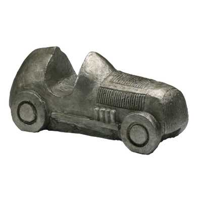 Monopoly Automobile Game Token Sculpture - Kathy Kuo Home