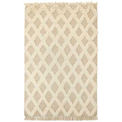 DISCONTINUED Dades Beige 8 ft. x 10 ft. Area Rug - Home Depot