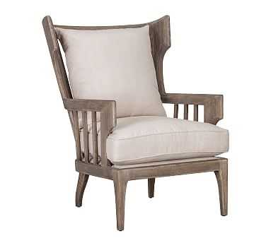 Farwell Accent Chair - Pottery Barn