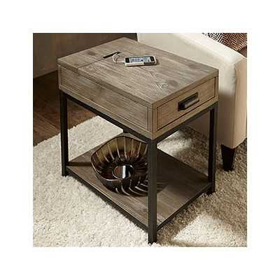 Winooski Wood End Table - Birch Lane