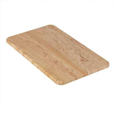 Hardwood Cutting Board, Wood - Home Depot