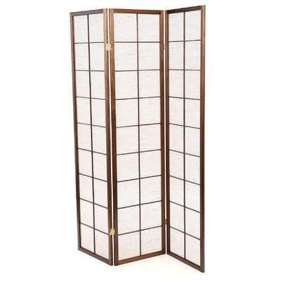 Shoji 3 Panel Room Divider - Wayfair