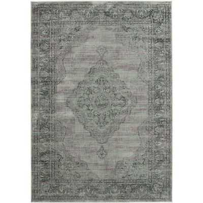 "Safavieh Vintage Light Blue Traditional Rug - 8'10"" x 12'2"" - eBay"