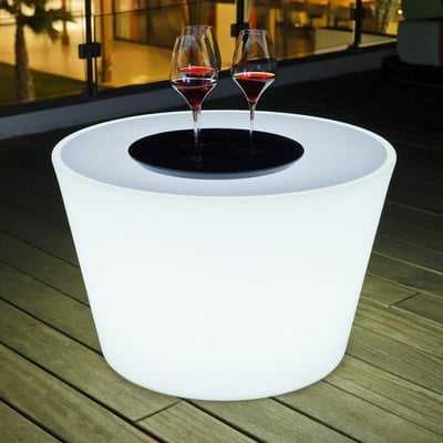 Bass Luminous Coffee Table - Wayfair