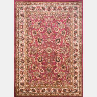 Royalty Red 8 ft. x 10 ft. Indoor Area Rug - Home Depot
