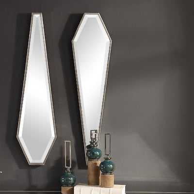 Annabella Modern Accent Mirror - Wayfair