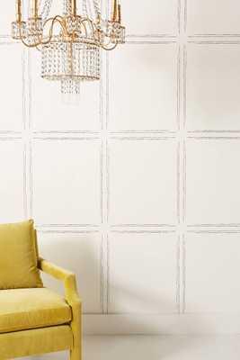 Magnolia Home Hopscotch Wallpaper - Anthropologie