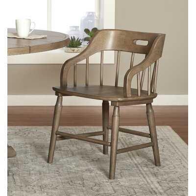 Trisha Yearwood Home Windsor Back Arm Chair - Birch Lane