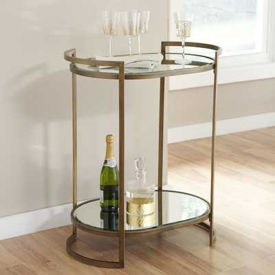 Gardner Bar Cart - AllModern