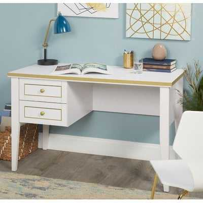 Huckins Desk - Wayfair