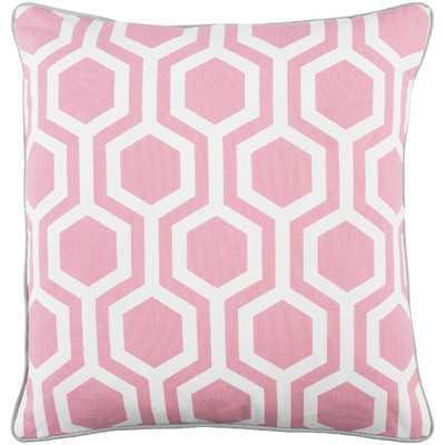 Antonia Geometric Cotton Throw Pillow - Wayfair