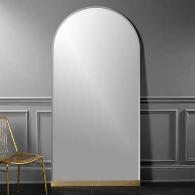 "Gloss Floor Mirror 39""x79"" - CB2"