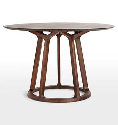 Morrison Round Dining Table - Rejuvenation
